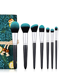 cheap -New 10 firefly makeup brush set full set of makeup brush powder brush eye shadow brush beauty tool