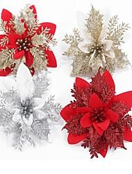 cheap -Christmas Tree Decoration Plastics 1 Piece Christmas