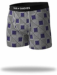 cheap -men's mega soft boxer briefs, ike, small