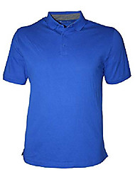 cheap -but& #39;s solid loose fit polo active shirt ua 1319027 & #40;royal blue, xxl& #41;