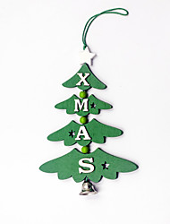 cheap -Christmas Decorations Christmas Ornaments, Holiday Decorations Party Garden Wedding Decoration 10.5*15 cm