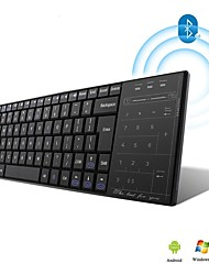 cheap -Bluetooth Computer Keyboard Touchpad Wireless Multi Funtion Keybord Touch Mouse Pad PC Office Gamer Keypad For Xiaomi Phone iPad2020