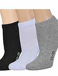 cheap -1/6/10 no show socks/non slip invisible socks flat boat socks/ultra low cut casual cotton liner socks/for women. …