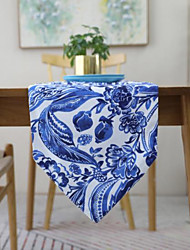 cheap -American Country Neoclassical Small Fresh Table Cloth Art Coffee Table Cloth Table Runner Perris Style