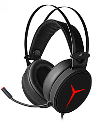 cheap -Lenovo Y360 Wired Professional Gaming Headset USB Wired Earphone 50MM Driver 7.1 Surround Sound with Microphone One Key Control