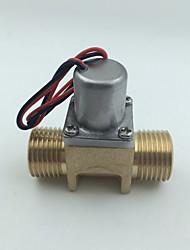 cheap -Pilot pulsed solenoid valve smart flush valve pulse low power solenoid valve DC3.6V-6.5V G1/2 Water purifier sensor faucet