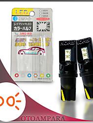 cheap -OTOLAMAPRA 2PCS Special for Toyota Camry/ Toyota Corolla/ Honda Civic/ Honda Accord/ Nissan Altima/  Ford Fusion/ Chevrolet Malibu/ Nissan X-Trail/ Hyundai Elantra/ Hyundai Sonata CAN-bus LED Bulb T10