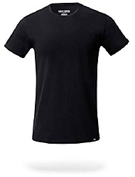cheap -men's mega soft tagless crew neck t-shirt (single pack)