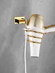 cheap -Hair Dryers Contemporary Brass 1 pc - Hotel bath