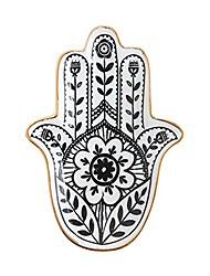 cheap -trinket dish hand small jewelry tray ring dish holder decorative plate hamsa hand