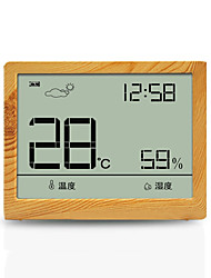cheap -Digital Temperature and Humidity Meter CH-907 Chinese Version Supply Domestic Electronic Thermometer