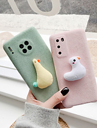 cheap -Case For Apple iPhone 11 / iPhone 11 Pro / iPhone 11 Pro Max Shockproof Back Cover Animal / 3D Cartoon TPU