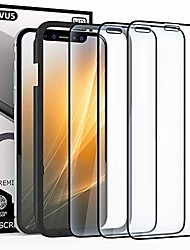 cheap -screen protector for iphone 11 | iphone xr | film tempered glass scratch resistant impact shield glass case friendly anti fingerprint