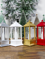 cheap -Transparent Christmas Portable Lantern