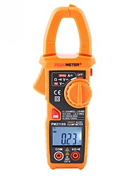 cheap -PM2118S Intelligent AC/DC Clamp Ammeter Multimeter Dual Display Current Clamp