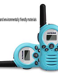 cheap -2pcs Mini Walkie Talkie Kids Radio Station 0.5W PMR PMR446 FRS UHF Portable Radio Communicator Gift For Child