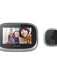 cheap -Cat Eye Door Bells SF550 Doorbell Camera Security Videos Smart Door Phone Alarm for Household Bedroom Accessories