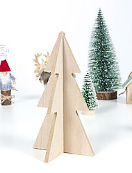 cheap -Logs Inserted Into The Christmas Tree Table Pendulum