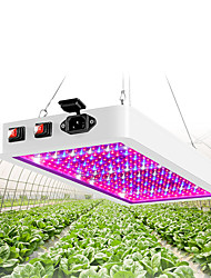 cheap -1pc Artoo Double Switch LED Grow Light for Indoor Plants 216 leds 312 leds Full Spectrum for Indoor Greenhouse Grow Tent Phyto Lamp for Plants
