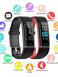 cheap -Y19 Smart Bracelet Dual-color Strap with Heart Rate and Blood Pressure Detection Ip68 Waterproof Sports Tracking