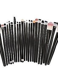 cheap -22pcs professional makeup brushes set powder foundation eyeshadow eyeliner make up brushes cosmetics synthetic hair brush mag5489hb