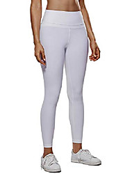 cheap -women& #39;s naked feeling i high waist tight yoga pants workout leggings-25 inches white 25& #39;& #39; - r009 small