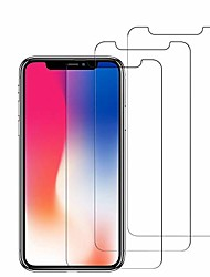 "cheap -screen protector for iphone 11/xr 6.1"" 0.33mm tempered glass advanced clarity [high definition] full protection [impact & scratch protection] [anti-bubble] case friendly [3-pack]"