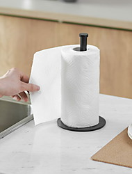cheap -Toilet Tissue Roll Reserve Organizer for Bathroom, Kitchen Paper Compact Organizer, Holds 2-3 Rolls of Toilet Paper, Chrome