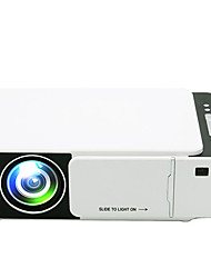 cheap -T5 LED Projector 800*480 Native Resolution 1080 HD Portable Video Projector WIFI Reay USB HDMI SD Audio Beamer for Home Cinema(Cannot connect to mobile phone)