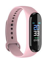 cheap -Heart Rate Blood Pressure Step Information Push Smart Reminder of Adult Sports Health Monitoring Smart Bracelet