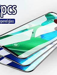 cheap -Huawei Screen Protector Huawei P40 P30 P20 P20 Pro Mate 30 Mate 20 Mate 20 Pro Honor 30 Honor 30 Pro High Definition HD Front Screen Protector 3 pcs Tempered Glass