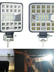 cheap -1pcs 4 Inch 9V-30V 87W Work Light Bar Flood Spot Beam Offroad Car Truck Daylight Refitting Lamp Cross-country For SUV Driving Fog