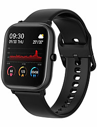cheap -JSBP GT168S Men Women Smartwatch Android iOS Bluetooth Waterproof Touch Screen Heart Rate Monitor Sports Calories Burned Pedometer Call Reminder Activity Tracker Sleep Tracker Sedentary Reminder