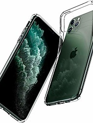 cheap -liquid crystal designed for apple iphone 11 pro case (2019) - crystal clear