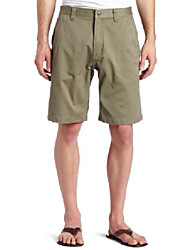cheap -men's teton twill short relaxed fit, olive, 35w 8in