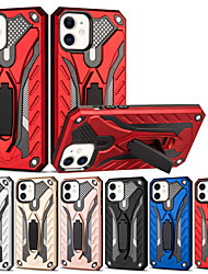 cheap -Case For Scene Map iPhone 12 11 Pro Max 11 Pro Phantom Rider Series PC TPU Two-in-One Armor Anti-fall Phone Case YF