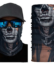 cheap -Men's Active Bandana - Graphic / Skull