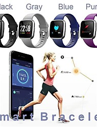 cheap -V12c Full Touch Smart Bracelet Female Physiological Reminder Sports Health Monitoring Ip67 Waterproof