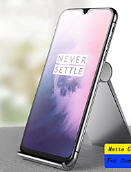 cheap -OnePlus Screen Protector OnePlus 5 OnePlus 5T OnePlus 6 OnePlus 7 OnePlus 7T High Definition HD Front Screen Protector 1 pc Tempered Glass Anti Peeping