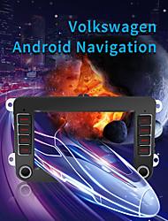 abordables -2 din 9070 autoradio 7 pouces enregistreur voiture mp5 lecteur multimédia avec Bluetooth GPS navigation connexion wifi pour vw / volkswagen