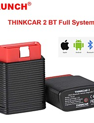 cheap -Original Launch Thinkcar 2 ThinkDriver Bluetooth Full System OBD2 Scanner for iOS Android