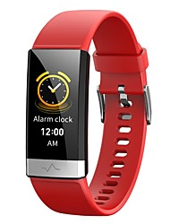 cheap -Smart Bracelet V19 Ecg Blood Oxygen Blood Pressure Heart Rate Sleep Monitoring Ip68 Waterproof