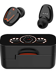 cheap -Bluetooth 5.0 Earphones TWS Wireless Headphones IPX7 Waterproof Sport Earbuds Touch Control Headset with Microphone