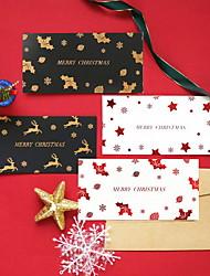 cheap -Christmas Honeycomb Greeting Card Christmas Old Man Snowman Deer Three-dimensional Thanksgiving Blessing Card