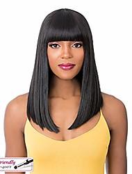 Недорогие -это парик синтетические волосы парик q atlanta (1b)