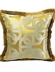cheap -Cushion Cover Classic American Jacquard Yarn-dyed Cushion Luxury Golden Sofa Decoration Pillow