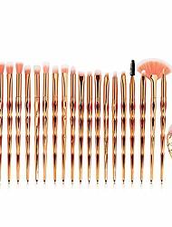 cheap -makeup sets,21pcs make up foundation eyebrow eyeliner blush cosmetic concealer brushes