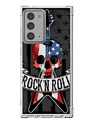 cheap -Holiday American / USA Case For Samsung S20 Plus S20 Ultra S20 Unique Design Protective Case Shockproof Back Cover TPU