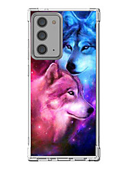 cheap -Animal Case For Samsung Galaxy S21 Galaxy S21 Plus Galaxy S21 Ultra Unique Design Protective Case Shockproof Back Cover TPU