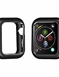 cheap -compatible apple watch case 44mm,  aluminum magnetic frame 360° degree smartwatch case protective cover iwatch case (series 4) (black)